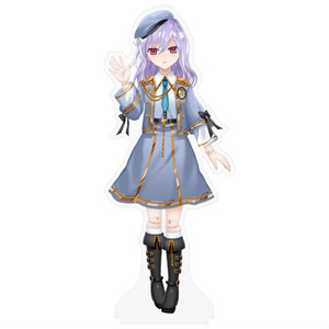 紫妃 小夜音 新衣装アクリルフィギュア