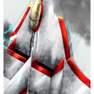 超時空戦闘機抱き枕カバー LORD BRITISH