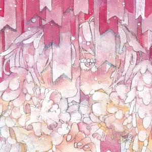 原画「フランミンゴ」