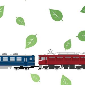 四季のED75臨時列車手ぬぐい(夏・津軽)