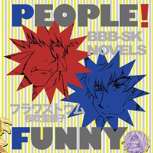 血界ステクラ『PARTY PEOPLE!FUNNY FIGHT!』