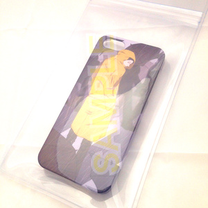 足立 アイフォンカバー5・5S