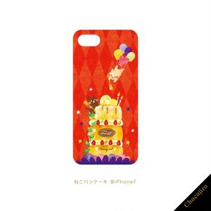 [ねこパンケーキ]iPhoneケース