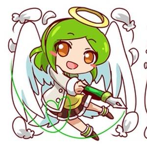 光天使アクキー
