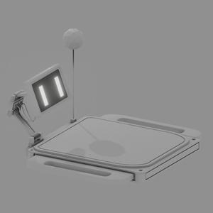 【3Dモデル】オニガワラ社製汎用ドローンv1.1
