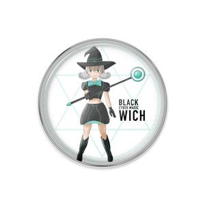 Blackwich ブラックウィッチ ピンバッジ