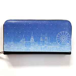 星の街 長財布