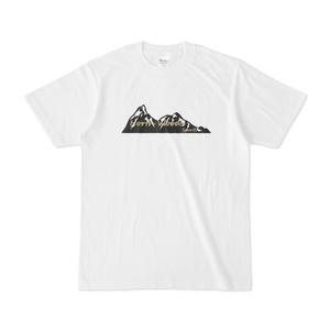 North woods 旧ロゴTシャツ (白)