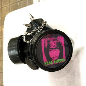 木村花ガスマスク LEDライト付き A-Type