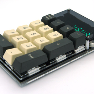 """テンキー型 電卓自作キット """"TENTAKU""""(てんたく) / Mechanical Switch CALCULATOR """"TENTAKU"""" DIY Kit"""