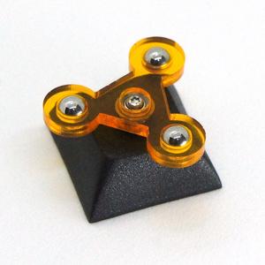 ハンドスピナーキーキャップ / Fidget spinner keycap