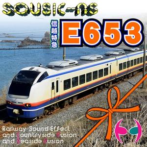 SOUSIC-NS 信越特急 E653