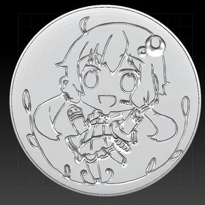 萌えコインゆかりさん