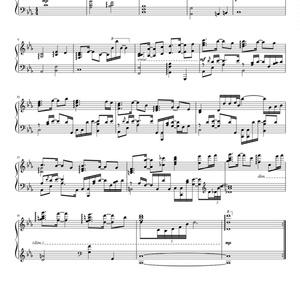 Intermediate 楽譜(音源付き)