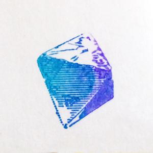 図像印 蛍石