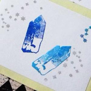 図像印 水晶