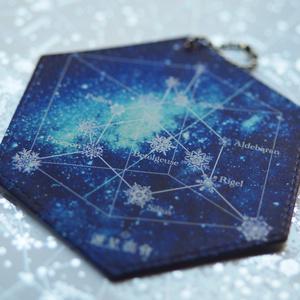 パスケース 冬のダイヤモンド