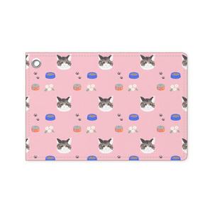 バロン パスケース ピンク