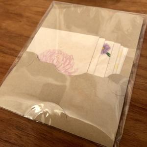 菊のメモセット