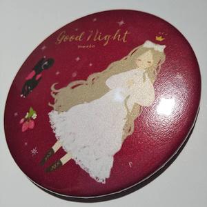 Good Night 76㎜缶ミラー