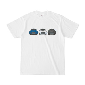 ゆるゆるカートリオTシャツ