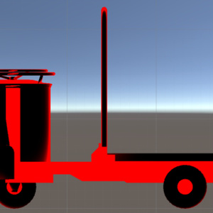 【決戦兵器】ターレットトラック『TSUKIJI PANZER』ver.20000000000000000000000000000000000000
