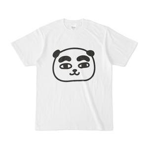 眉毛犬Tシャツ