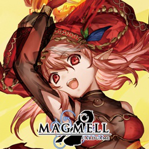 MAGMEELL Vision01 幻色の魔法と3人の剣士 レッドフィルザ