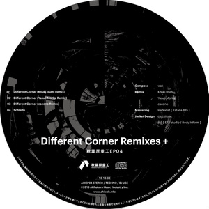 Different Corner Remixes +