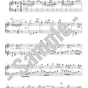 SagaFrontier2「Erfolg」ピアノソロアレンジ