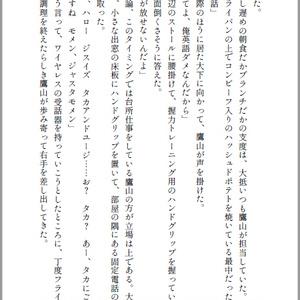 【袋】同人誌『縷縷(るる)』