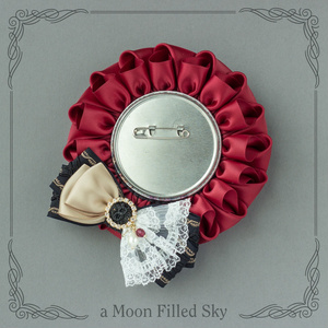 a Moon Filled Sky / チェリー×シャンパン