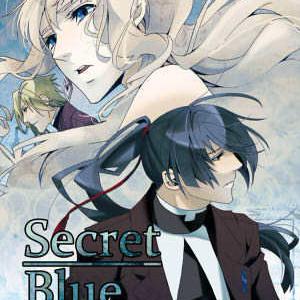 Secret Blue 書籍版+電子版