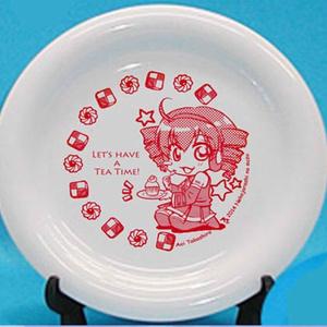 【ボカロ】テトさんのケーキプレート