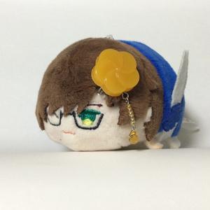 はんなり和菓子型髪飾り もちマス、もちころ用