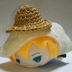 もちマス用  麦わら風の帽子