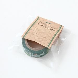 crescent オリジナルマスキングテープ