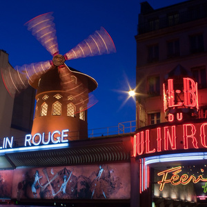 Moulin Rouge(ムーランルージュ)ピアノ四手連弾 楽譜(PDF)