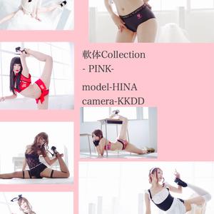 軟体Collection- PINK-