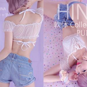 軟体Collection- purple-