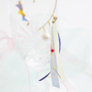 A3! 夏組 斑鳩三角 イメージアクセサリー イヤーフック