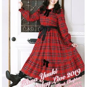 優木かな BDライブ2019 オフィシャルパンフレット