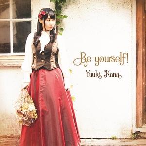 【数量限定】Be yourself!(初回限定盤)