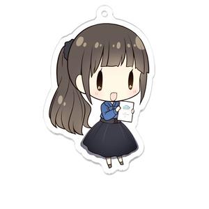 【期間限定】優木かなバースデーイベント2021オリジナル アクキーかなちゃんA