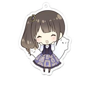 【期間限定】優木かなバースデーイベント2021 オリジナルアクキーかなちゃんC