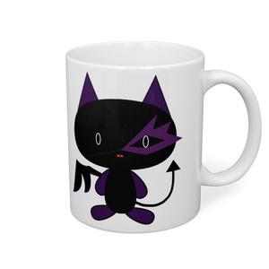 仮面猫(マグカップ)