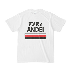 ANDEI(アンディ)Tシャツ