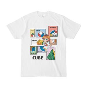 キューブちゃんTシャツ