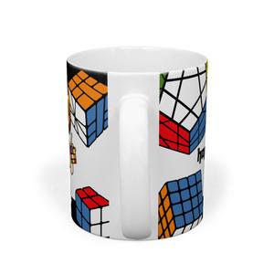 キューブちゃんマグカップ