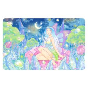 妖精花咲く夜 ICカードステッカー